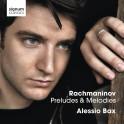 Rachmaninoff : Préludes & Mélodies / Alessio Bax