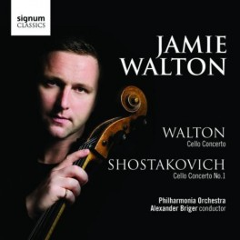 Walton - Chostakovitch : Concertos pour violoncelle