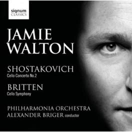 Chostakovitch - Britten : Concerto & Symphonie pour violoncelle