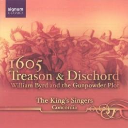 1605, Trahison et Discorde