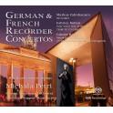 Concertos Allemand et Français pour flûte à bec