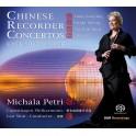 Concertos Chinois pour flûte à bec