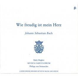 Bach, J-S : Wie freudig ist mein Herz