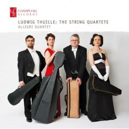 Thuille, Ludwig : Les Quatuors à Cordes