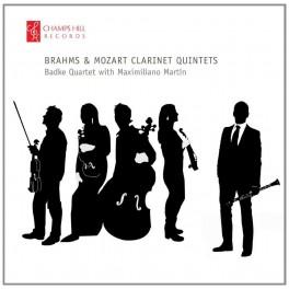Brahms & Mozart : Quintette avec clarinette