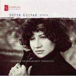 Medtner - Rachmaninov - Prokofiev : Oeuvres pour piano