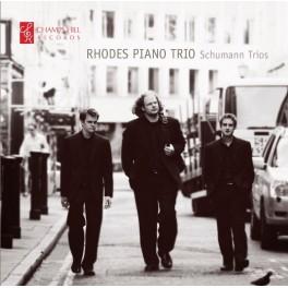 Schumann : Trios pour piano n°1 et n°2