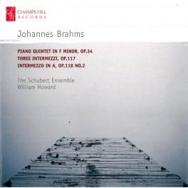 Brahms : Quintette pour piano et cordes Op.34
