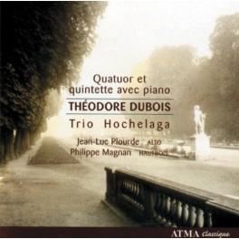 Dubois, Théodore : Quatuor et Quintette avec piano