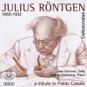 Röntgen, Julius : Sonates pour violoncelle
