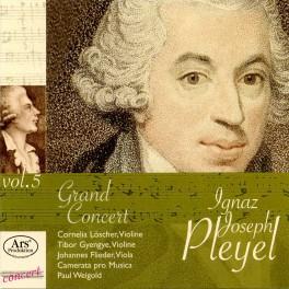 Édition Ignaz Joseph Pleyel Vol.5 - Grand Concert