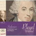 Édition Ignaz Joseph Pleyel Vol.1 - Symphonies