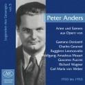 Les Chanteurs Légendaires Vol.5 / Peter Anders