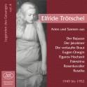 Les Chanteurs Légendaires Vol.4 / Elfride Trötschel