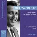 Les Chanteurs Légendaires Vol.1 / Fritz Wunderlich