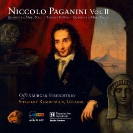 Paganini : Musique de Chambre avec guitare Vol.2