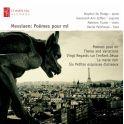 Messiaen : Poèmes pour mi