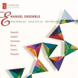 Oeuvres pour flûte, violoncelle et piano