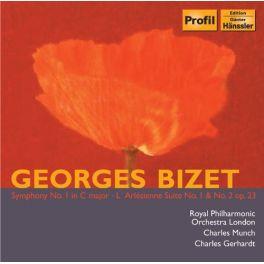 Bizet, Geoges : Symphonie, L'Arlésienne