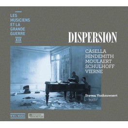 Les Musiciens et la Grande Guerre Vol.19 : Dispersion