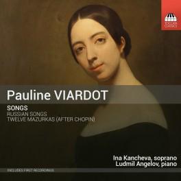 Viardot, Pauline : Mélodies