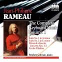 Rameau, Jean-Philippe : Intégrale de la Musique pour Clavier Vol.1