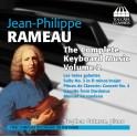 Rameau, Jean-Philippe : Intégrale de la Musique pour Clavier Vol.2