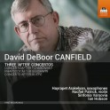 """Canfield : Trois concertos """"d'Après"""""""