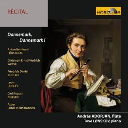 Dannemark, Dannemark / Musique danoise pour flûte et piano