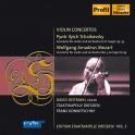 Edition Staatskapelle Dresden Vol.3 : David Oistrakh / Tchaïkovski - Mozart