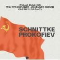 Prokofiev - Schnittke : Cinq Mélodies, Sonate pour violon et String Trio
