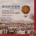 Devienne : Le Mozart Français - Quatuors Op.73