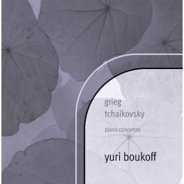 Grieg / Tchaikovski : Concertos pour piano
