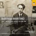 Martinu, Bohuslav : Oeuvres orchestrales de Jeunesse Vol.1