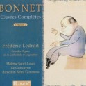 Bonnet : Oeuvres Complètes pour Orgue Vol.3