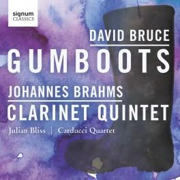 Bruce - Brahms : Gumboots, Quintette avec clarinette