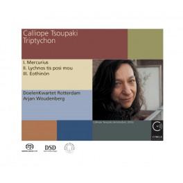 Tsoupaki, Calliope : Triptychon, musique de chambre
