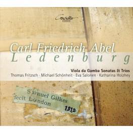 Abel, Carl Friedrich : Sonates et Trios de la Collection Ledenburg