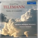 Telemann : Suite & Concerti