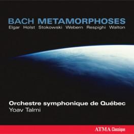 Bach Métamorphoses
