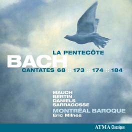 Bach : Cantates de la Pentecôte - Les Cantates sacrées Vol.6