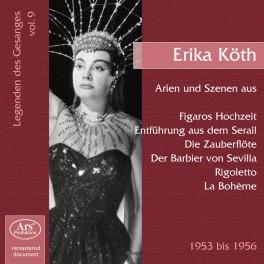 Les Chanteurs Légendaires Vol.9 / Erika Köth