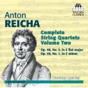 Reicha : Intégrale des Quatuors à Cordes Vol.2