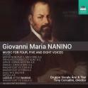 Nanino, Giovanni Maria : Musique pour Quatre, Cinq et Huit Voix