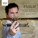 Psalm, Concertos contemporains britannique pour trompette