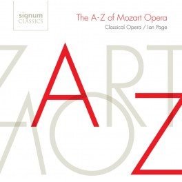Le A à Z des Opéras de Mozart