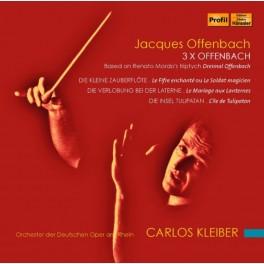 Offenbach : 3 x Offenbach / Carlos Kleiber