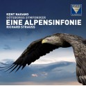 Strauss : Symphonie Alpestre / Kent Nagano
