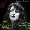 Martha Argerich Vol.4 / Frédéric Chopin