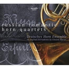 Quatuors Romantiques Russes pour cor